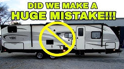 Questions to ask yourself before buying an RV! Must watch!