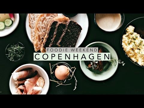A Foodie Weekend in Copenhagen • Travel Vlog