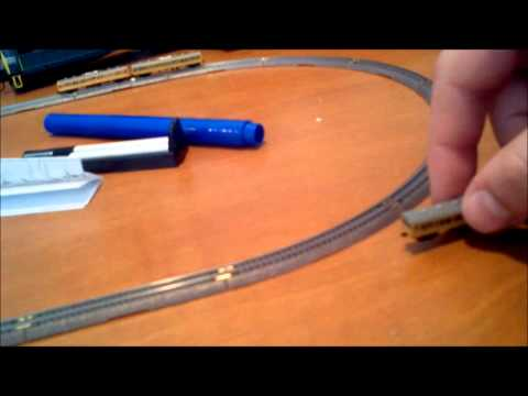 Modelling Railroad T Gauge Layout Designs