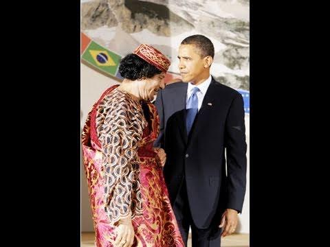 Libya Revolution - Obama Quiet - YouTube