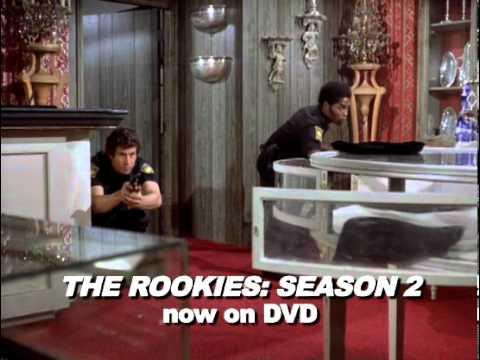 The Rookies Season Two 1 3 1973 Youtube