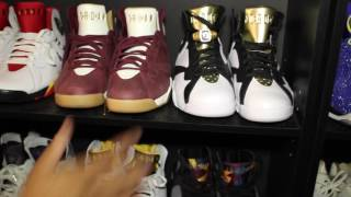 The best Jordan retro collection 1-14