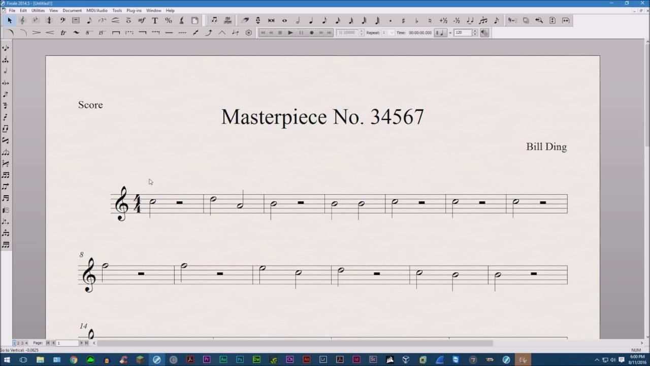 finale save as pdf mac