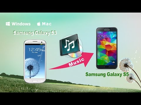 [Sync Music to Galaxy S5]: How to Sync Music from Samsung Galaxy S3 to Galaxy S5