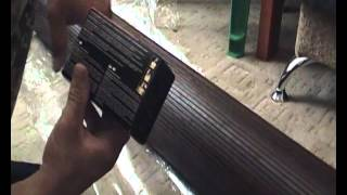 видео Как правильно клеить бамбуковые обои своими руками