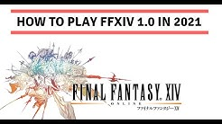 How to play Final Fantasy XIV 1.0 in 2019/2020