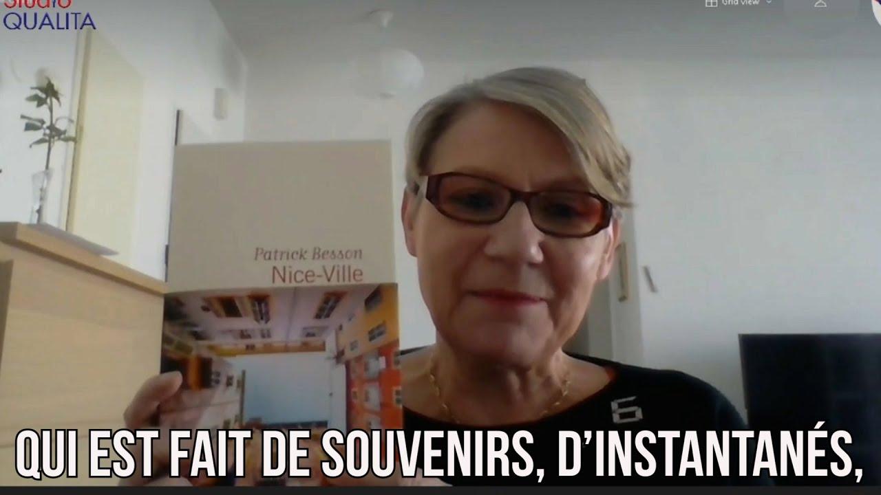 Nice-Ville, le roman d'amour de Patrick Besson - Le Sepher du Libraire#89