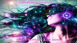 RODRI EUROMANIAKO MIX - BEST EURODANCE 2019