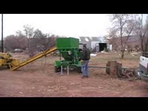 Earth Block Machine with Earth Blender