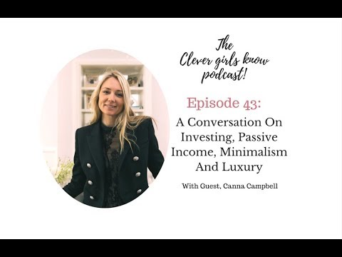 Investing, Passive Income, Minimalism & Luxury With Canna of Sugar Mamma TV