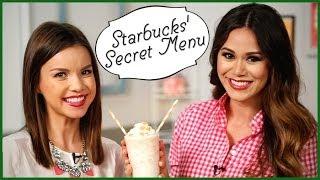 3 Secret Starbucks
