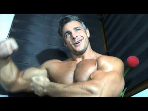 Musclegod Alex Returns!