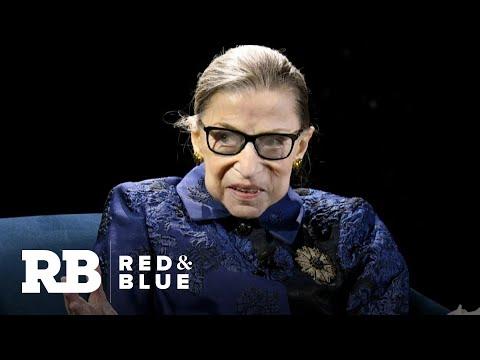Ruth Bader Ginsburg's death reshapes political landscape