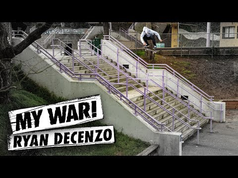My War: Ryan Decenzo