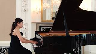 ベリオ : 6つのアンコールより 大気のピアノ L.Berio:Luftklavier