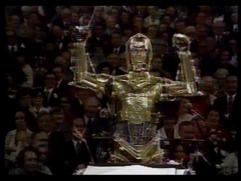 Star Wars at the Pops with C-3PO and R2D2