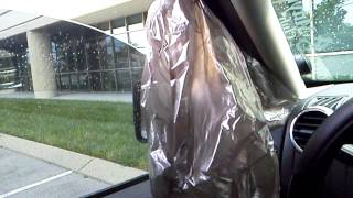 1 ssa zcon blows bag out the window