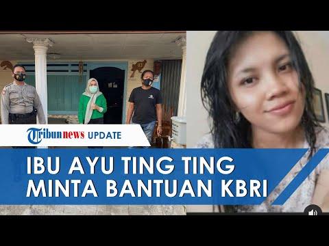Haters Hina Cucunya Ternyata Berstatus TKW Di Singapura, Ibunda Ayu Ting Ting Minta Bantuan KBRI