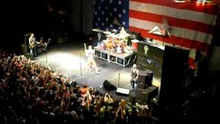 "Jackyl - Lumberjack Live...""the chainsaw song"" Kansas City, Missouri Power & Light"