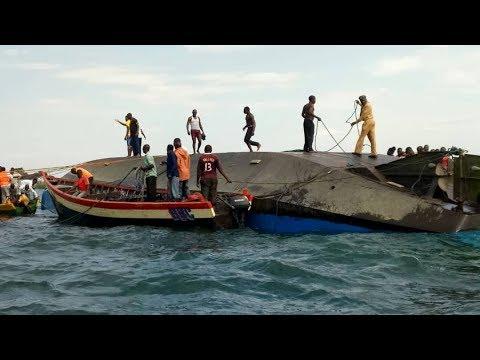 MV NYERERE:  Fundi mkuu wa kivuko kilichozama Tanzania azungumza na BBC