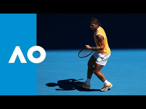 Rafael  Nadal v Tomas Berdych first set highlights (4R) | Australian Open 2019 Mp3