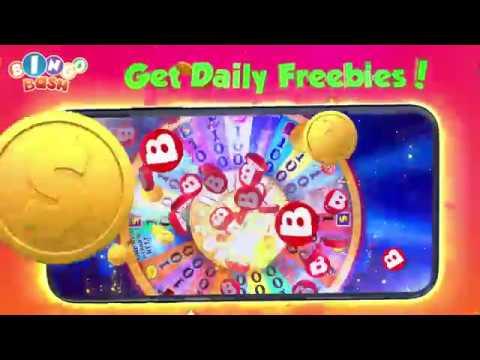 bingo bash slot freebies