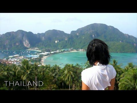Thailand Travel Adventure - Phang Nga, Phi Phi Islands, Krabi (Island Hopping)