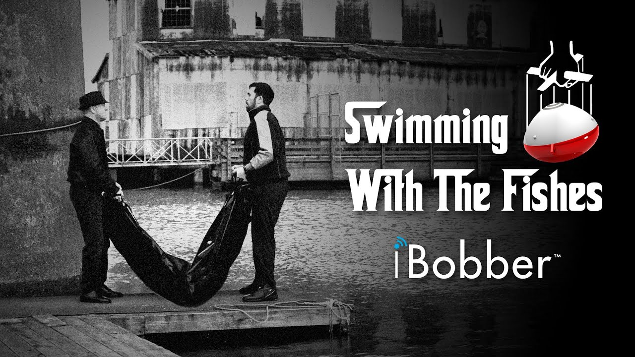 Swimming with the fishes find fish with the ibobber for Swimming with the fishes