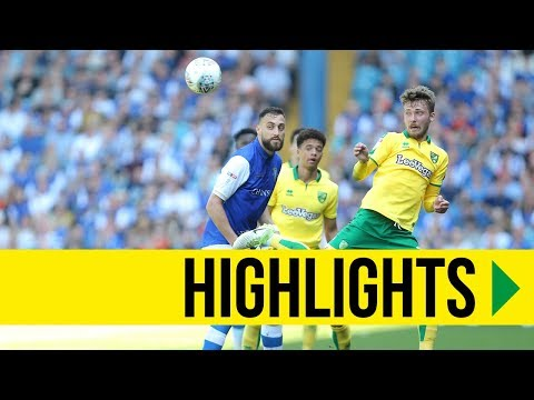 HIGHLIGHTS: Sheffield Wednesday 5-1 Norwich City