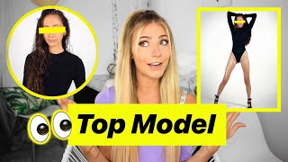 How to LOOK like a TOP MODEL