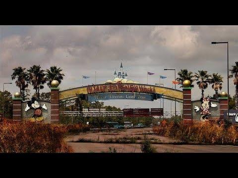 Abandoned Disney World...