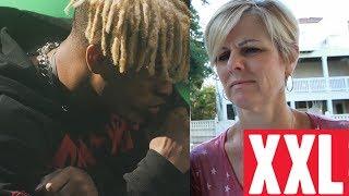 Mom reacts to Playboi Carti, XXXTentacion, Ugly God and Madeintyo's 2017 XXL Freshman Cypher
