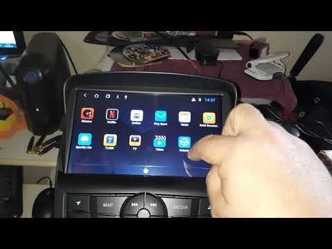 Cruze S300 .. TV GPS Dvd Radio Usb .. Final Etiqueta 47368.. Win 5703