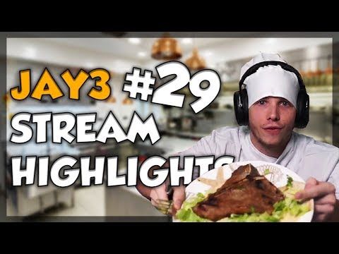 Chef BoyJay3 | Jay3 Stream Highlights #29