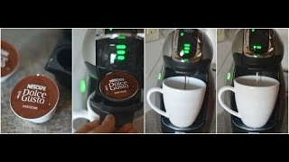 NESCAFÉ Dolce Gusto Coffee Machine Review