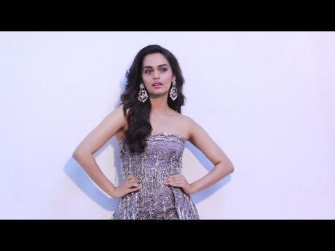 Official Photoshoot of Miss India World 2017 Manushi Chhillar