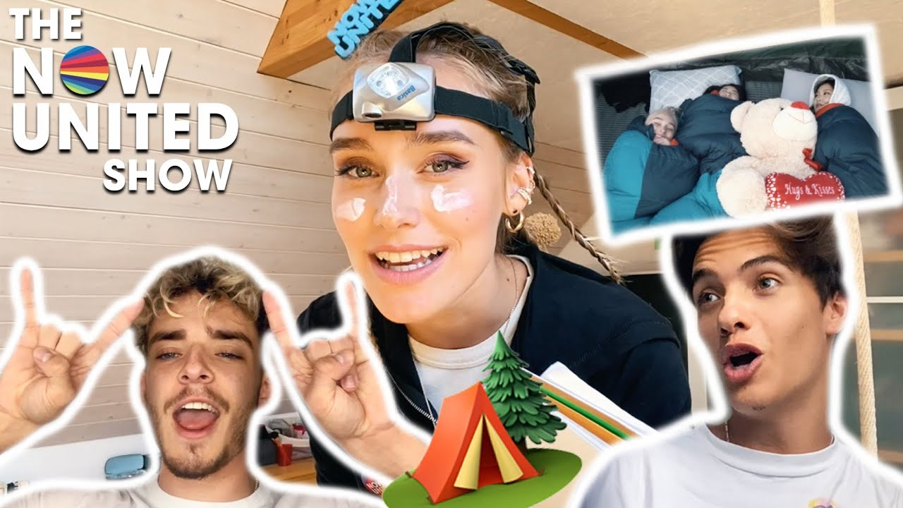 Camp Now United… AT HOME! - Season 3 Episode 25 - The Now United Show