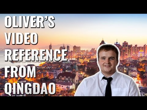 InternChina Reference - Interview with Oliver in Qingdao