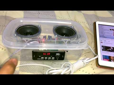 Handsfree Bluetooth Decoder Board Lossless APE FLAC MP3 WAV Module