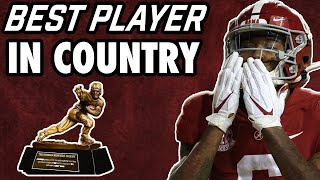 Devonta smith needs to win the heisman trophy , 💰 donate my patreon get access amazing perks 💰, https://www.patreon.com/harrishighlights, if you love college football, this is channel for ...