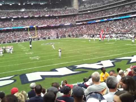 Texans neil rackers field goal