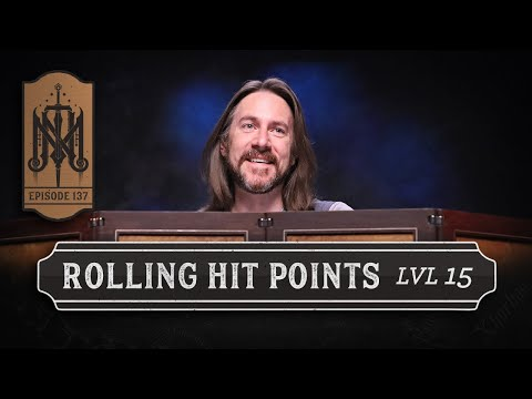 The Mighty Nein Roll Hit Points for Level 15 - Critical Role