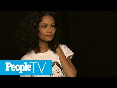 Thandie Newton On Star Wars' First Major Black Female Character  PeopleTV