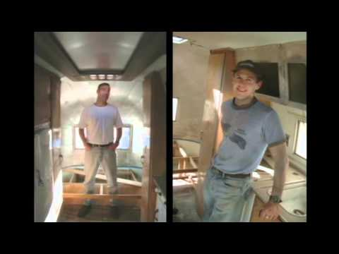 Christopher C Deam The Airstream, restyled - YouTube