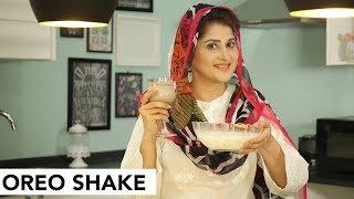 Oreo Shake | Cream Trifle | Ramzan Easy Recipe | Sahiba | CreatorsOne | Lifestyle With Sahiba