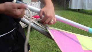 Windsurf setup