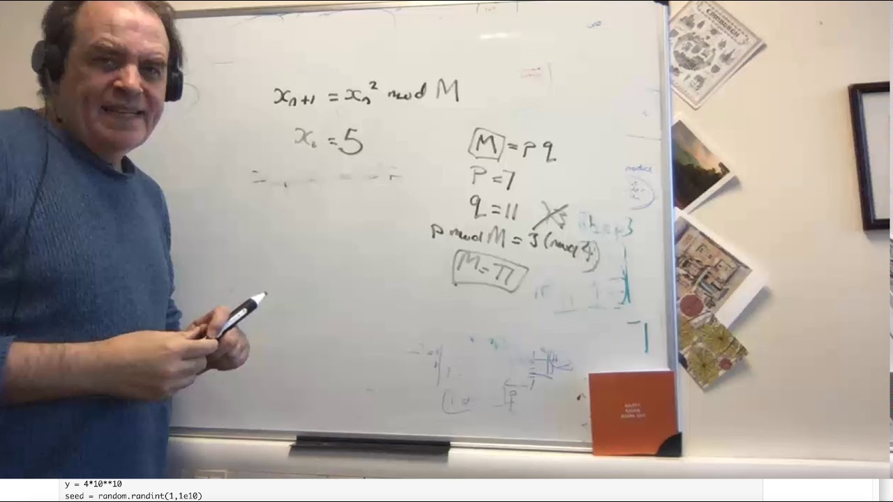 Download Blum Blum Shub Random Number Generator