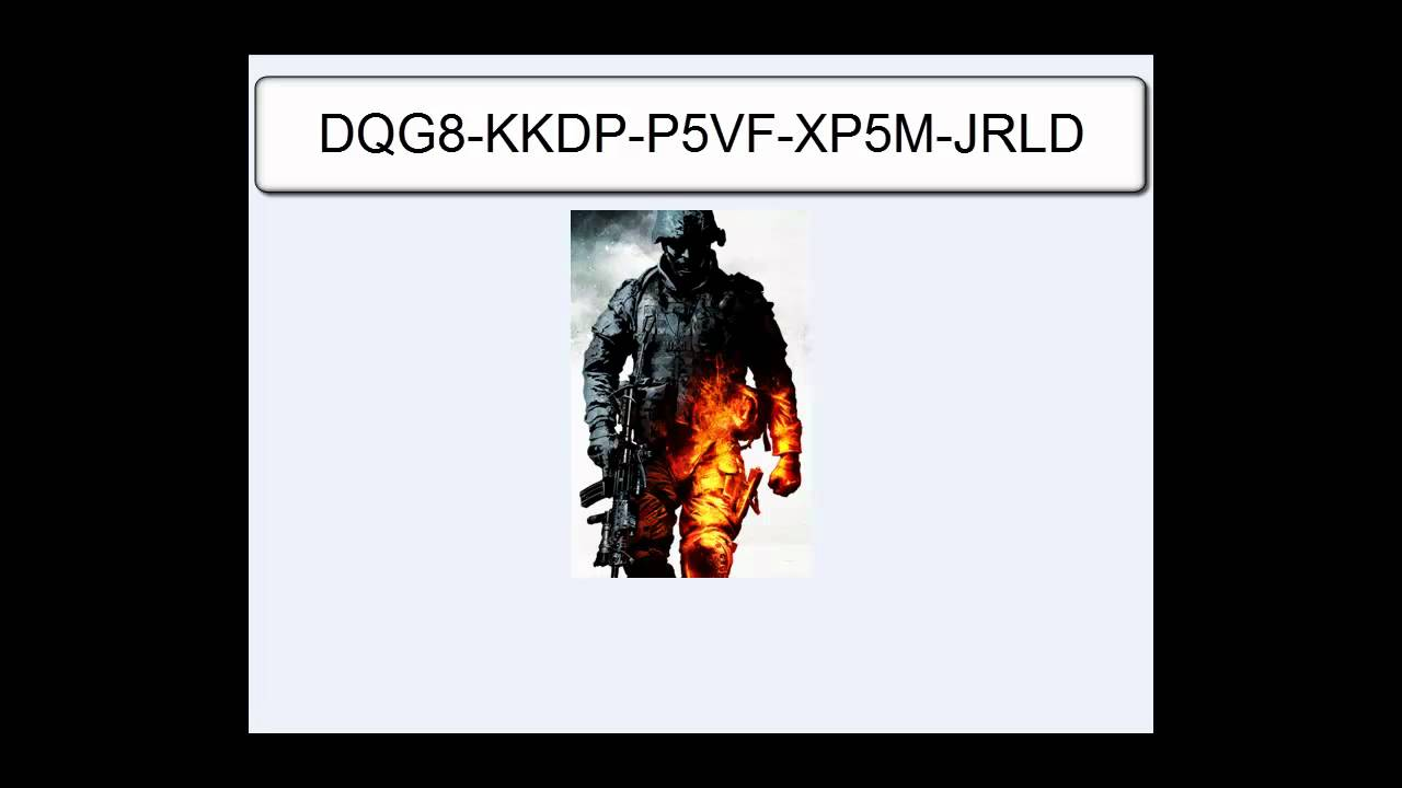 Battlefield: Bad Company 2 - Unable to Enter Serial Key (Fix)