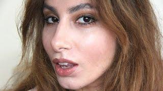 Tonal Modern 90's Make-up Tutorial | Farah Asif