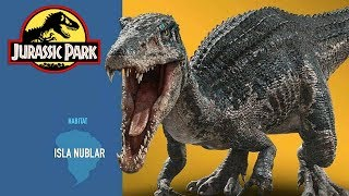 BARYONYX WAS IN JURASSIC PARK?!